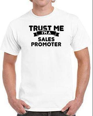 Promoter (Full time / Part time) - Retail Sales