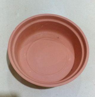 Clay bowl for SUCCULENT / CACTUS