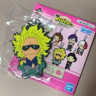 My Hero Academia Break Time - All Might Rubber Strap