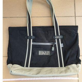 Hedgren-big black bag
