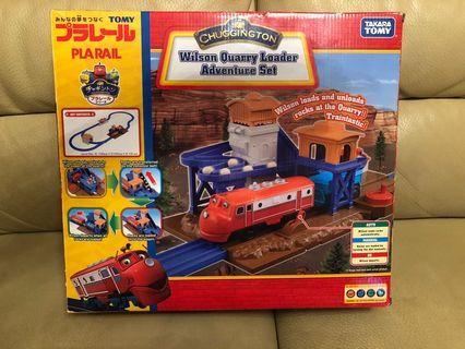 Wilson Quarry Loader Adventure Set