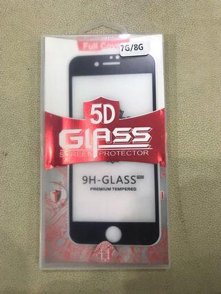 READY STOCK!!! FULL Tempered Glass Iphone 7