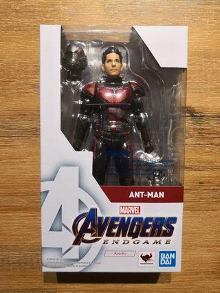 S.H.Figuarts Ant-Man (Avengers: End Game)