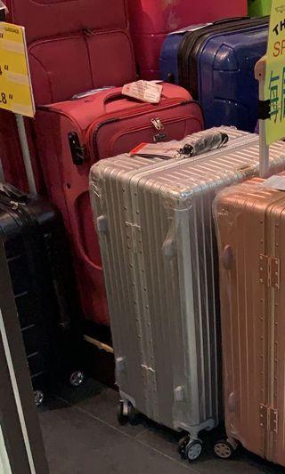 "🚚 Winning brand 28"" luggage in silver"