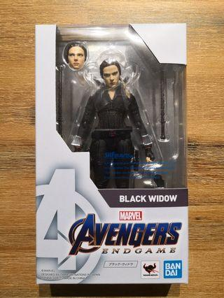 S.H.Figuarts Black Widow (Avenger: End Game)