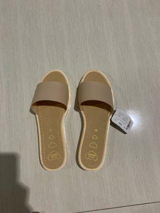 Jelly bunny sandal for mom
