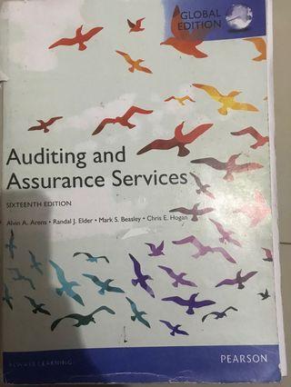 READY STOCK!!!  Buku Auditing and Assurance Services Sixteenth Edition