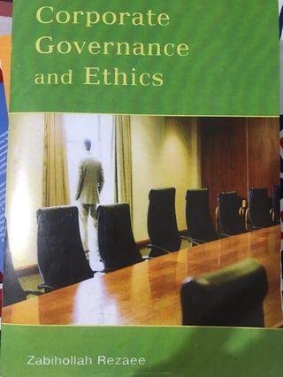 READY STOCK!!!  Buku Corporate Governance and Ethics