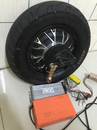 Fulser1200+controler+charger