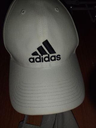 🚚 adidas老帽 白