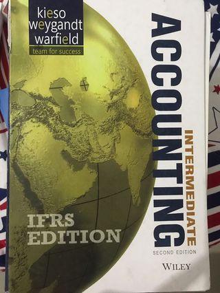 READY STOCK!!!  Buku Intermediate Accounting Second Edition