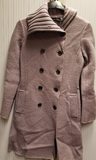 Giordano Ladies wool coat