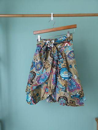 Floral Skirt or Top