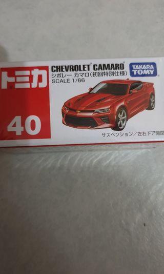 🚚 BNIB Tomica Chevrolet Camaro