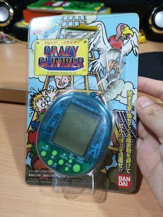 1997年 日本 迷你遊戲機 爬天梯 鎖匙扣 絕版懷舊