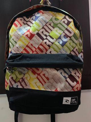 Ripcurl Backpack.