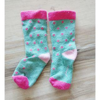 Joules baby socks - polka dots (for 3-6 mth)