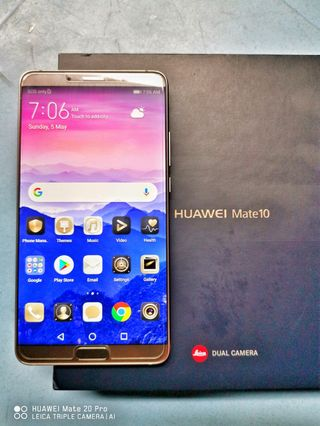 Huawei P8 Lite Rescue Mode Attention Please Update System Again