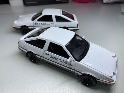 AE86回力車