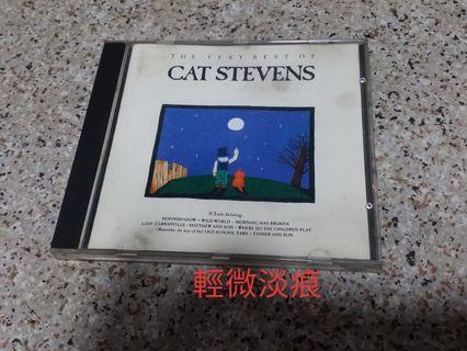 ( CD )  THE VERY BEST OF CAT STEVENS