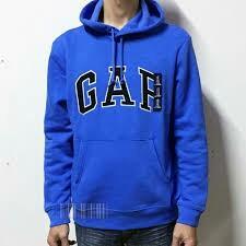 🚚 Gap藍色帽t