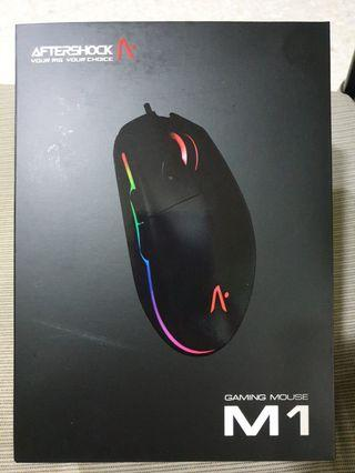 Brand new Aftershock gaming mouse M1