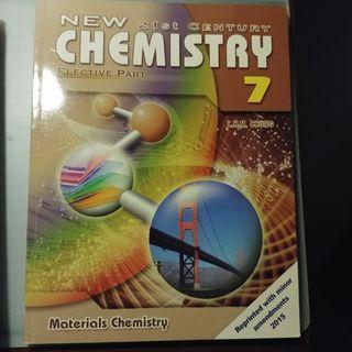 全新!!! New 21st Century Chemistry Book 7 Materials Chemistry Chem Elective