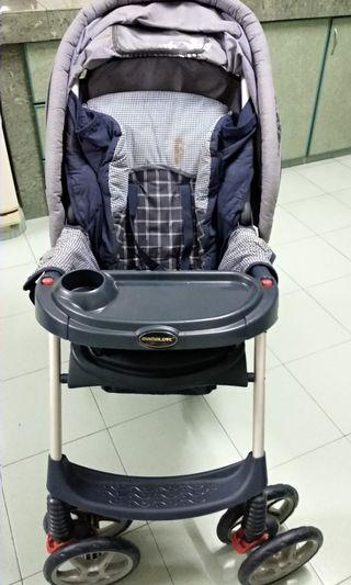 MamaLove Baby Stroller
