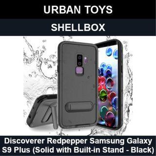 Shellbox Waterproof Case Samsung Galaxy S9 Plus / Black