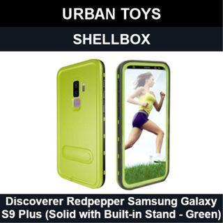 Shellbox Waterproof Case Samsung Galaxy S9 Plus / Green