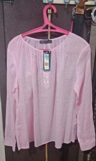 Blouse Mark n Spencer (MS) pink