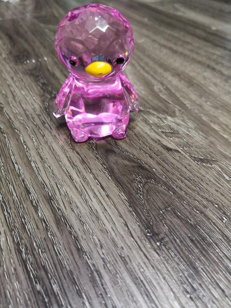 企鵝塑膠鑽石