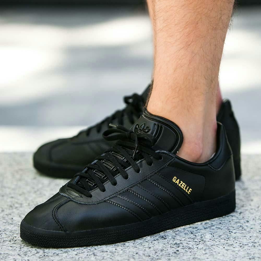 Adidas Gazelle full Black 36-40