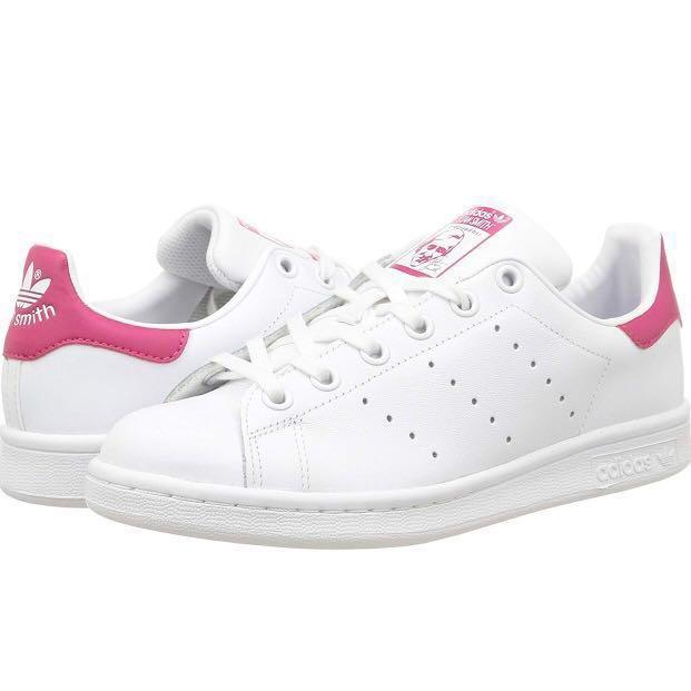 cheap for discount e1dba fa310 Adidas Stan Smith Pink, Women's Fashion, Shoes, Sneakers on ...