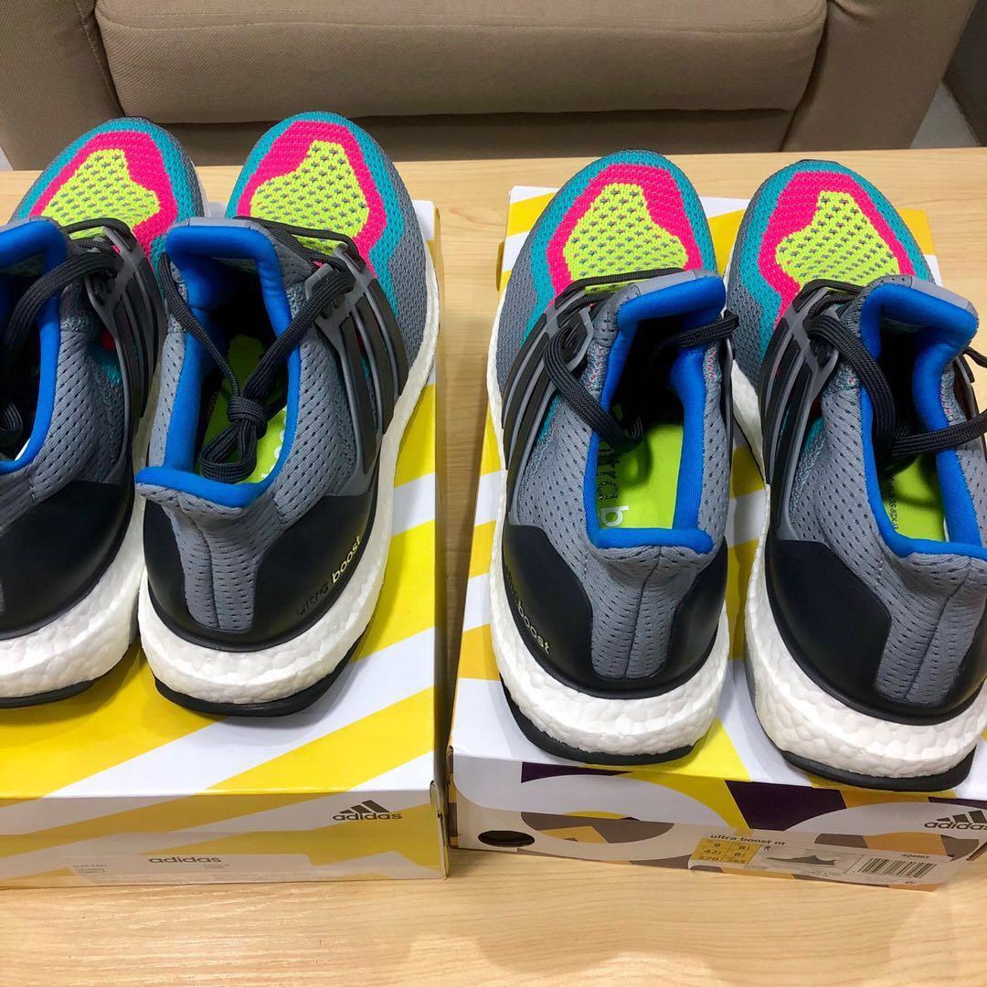 Adidas Ultra Boost Ultraboost Multicolor Gradient