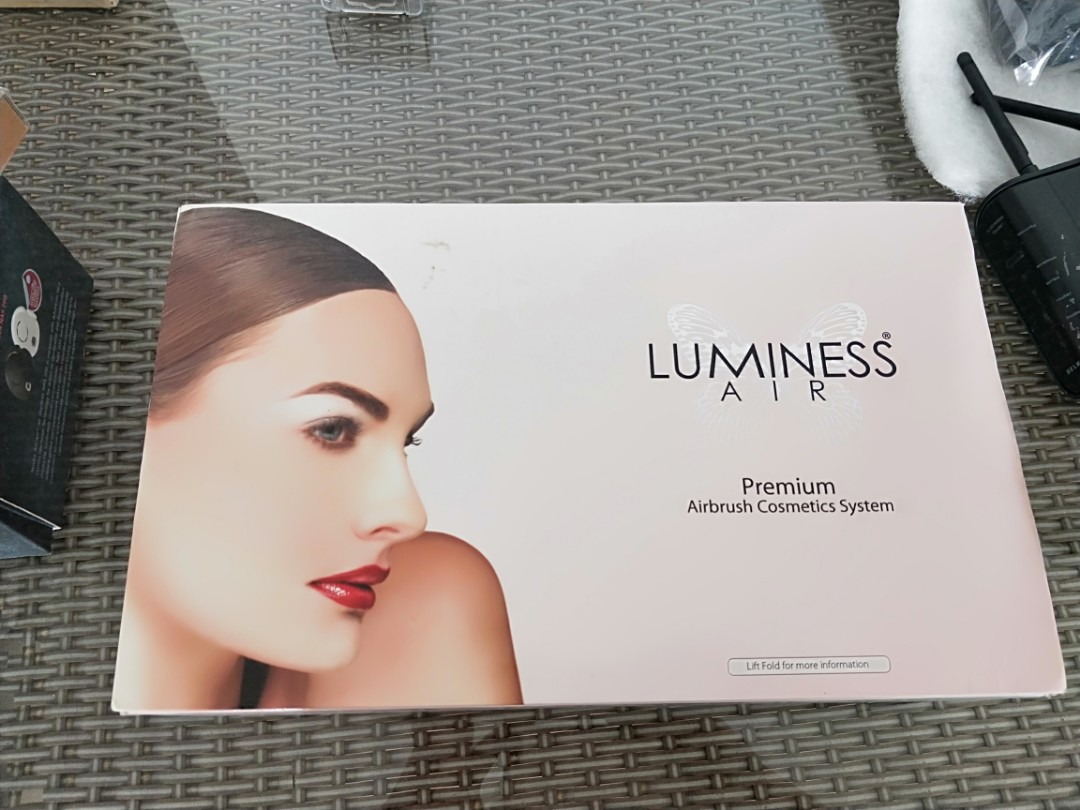 Airbrush Makeup Kit For Flawless