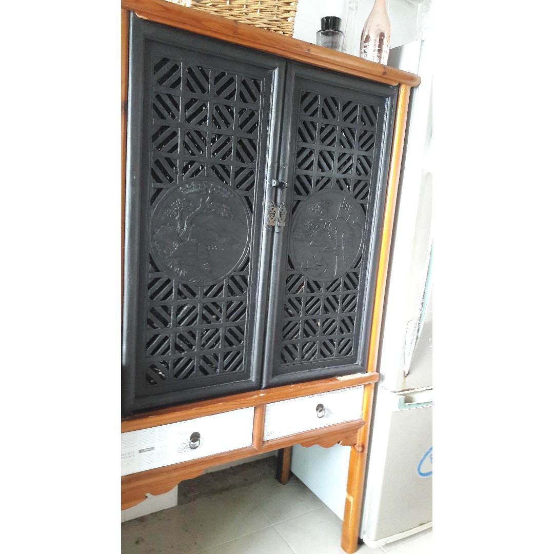 Antique Kitchen Larder Furniture Home Decor Antiques On