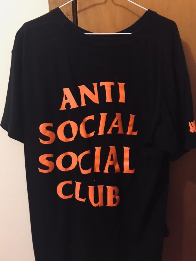 Authentic ASSC 'paranoid' T-Shirt
