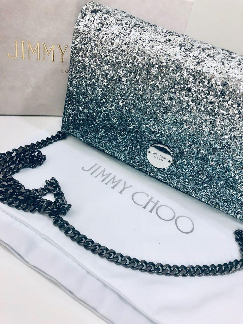 Authentic Jimmy Choo Florence Bag