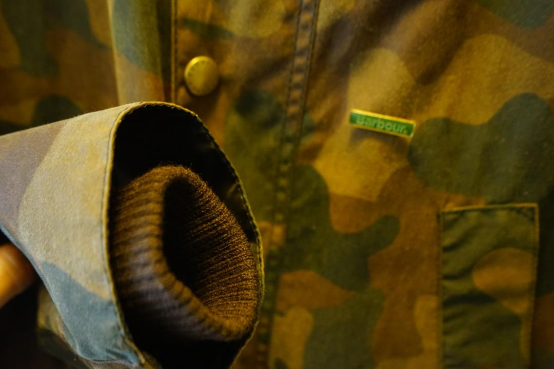 BARBOUR 迷彩 jacket size:M