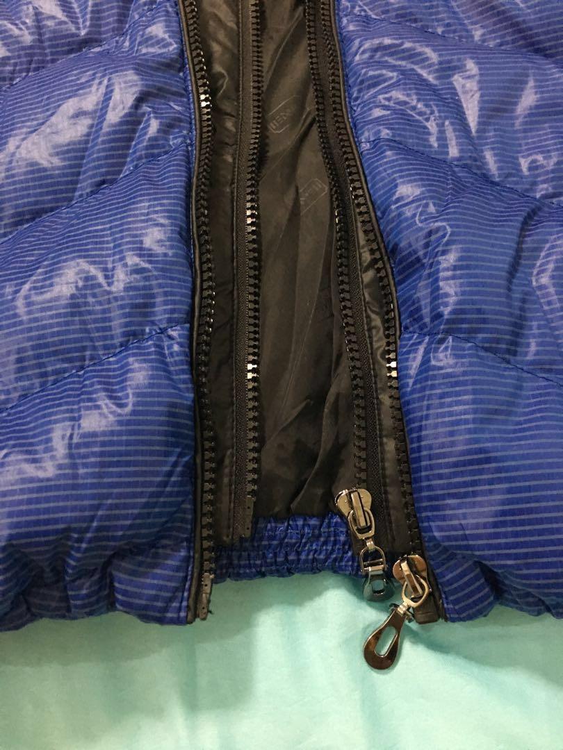 Blue/Black Winter Jacket