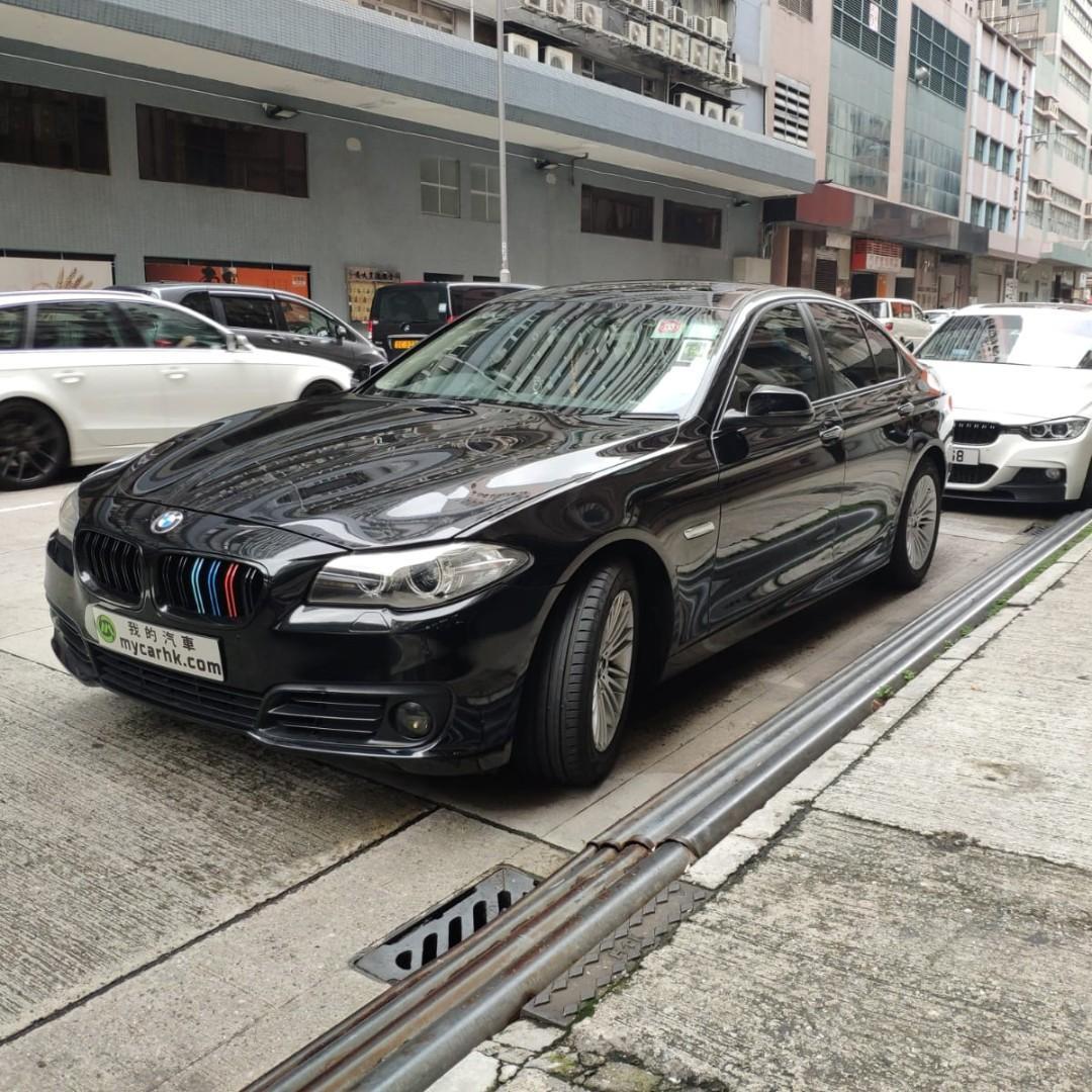 BMW 520D 2014