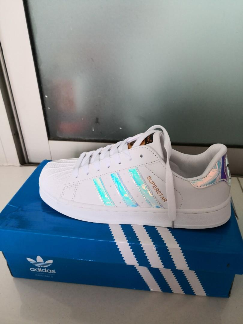 Brand New Holographic Sneakers