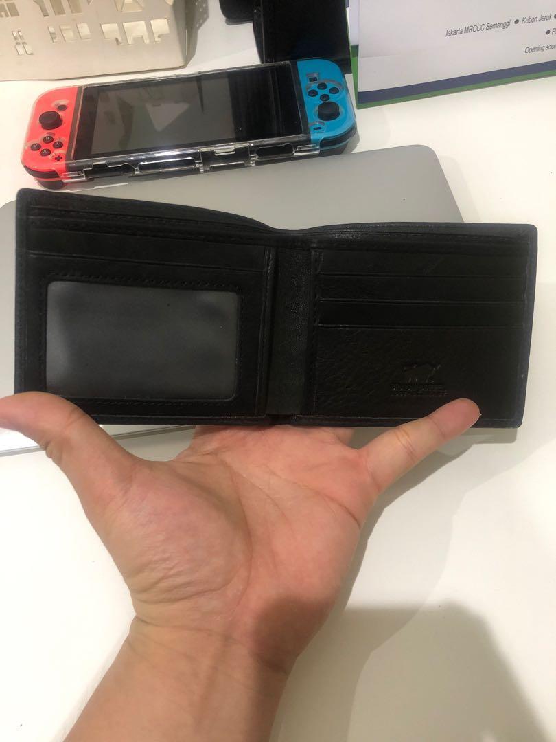 Braun buffel kw super new wallet