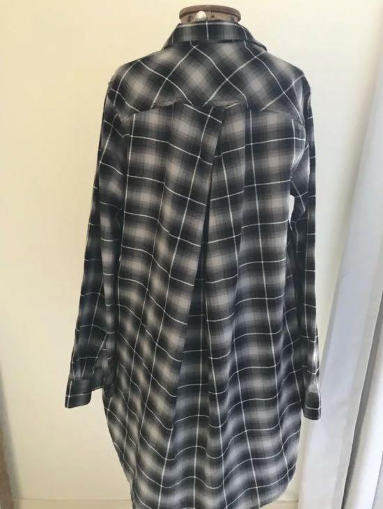Burton Women's Long Sleeve Flannel Dress New W/out Tag Size M.