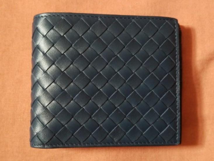 bv wallet blue 藍色