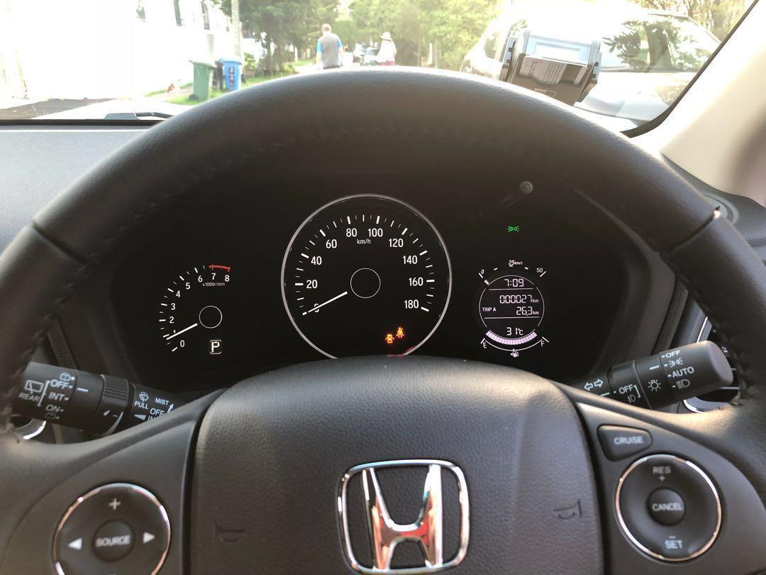 Car Rental Honda
