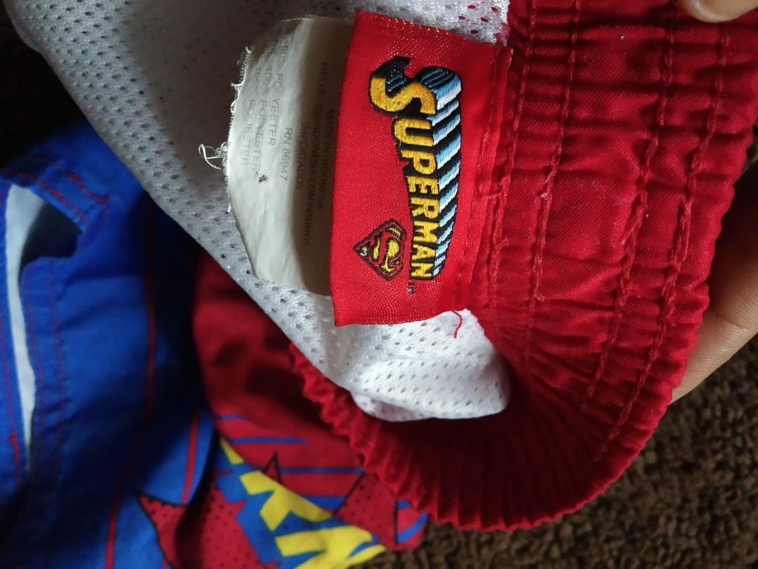 Celana anahk dc superman
