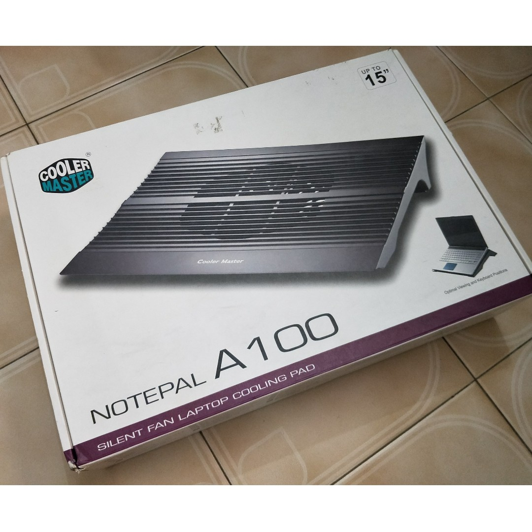 Cooler Master Notepal A100 Laptop Cooler