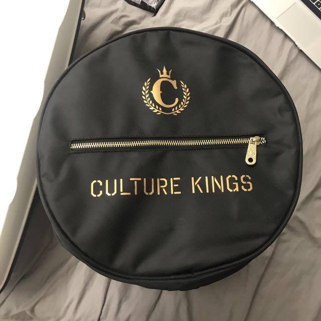 Culture kings duffle bag